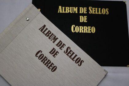 álbum sellos de correos